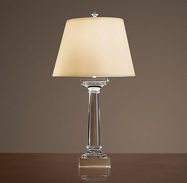 For my bedroom? — Saxon Accent Lamp — Saxon is a classic column ...