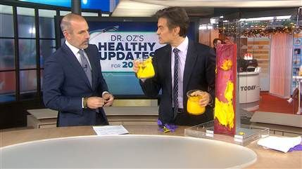 Dr. Oz breaks down the health basics in 'You: The Owner's Manual'