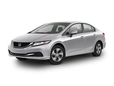 2013 Honda Civic LX At Gunn Honda In San Antonio, TX