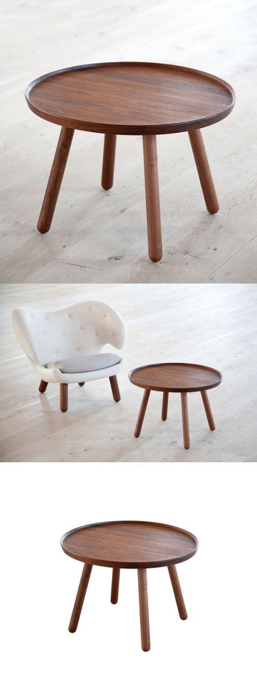 Finn Juhl Pelican Table | mobiliario | Pinterest | Sillas, Luces y ...