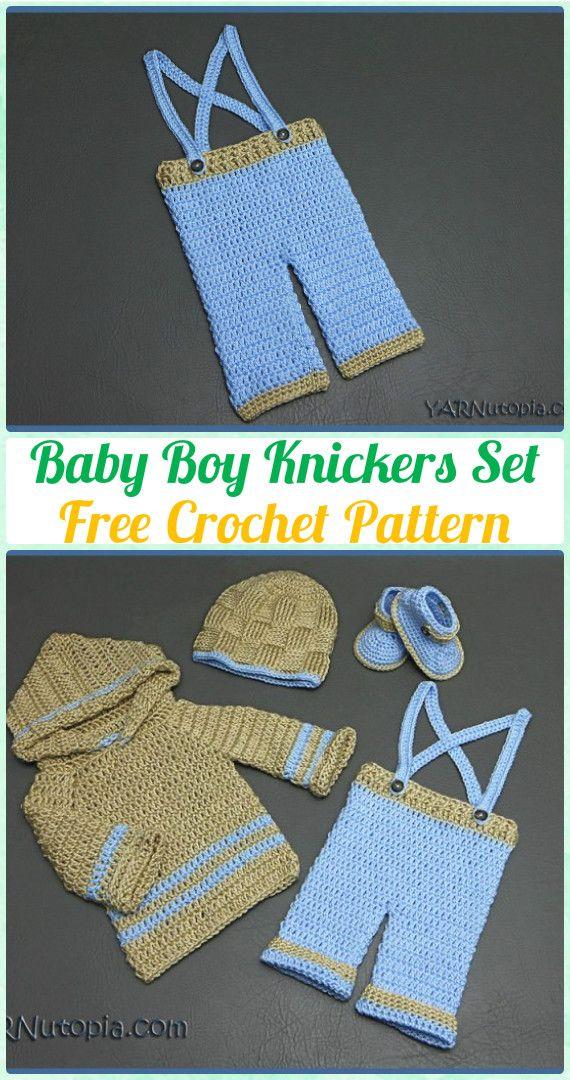 Crochet Baby Knickers With Suspenders Free Pattern Video Crochet