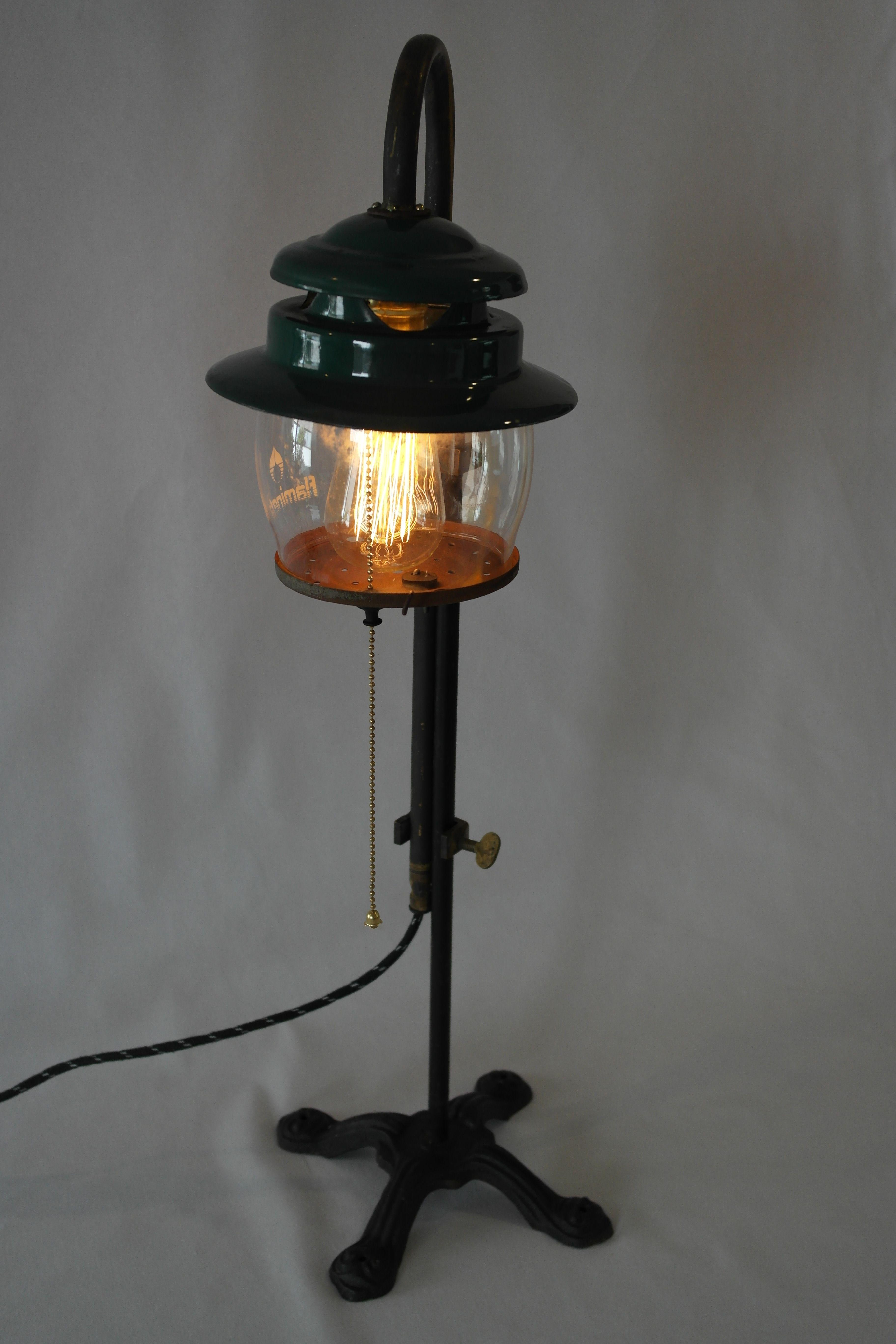 L mpara vintage antigua modelo black out bitch - Lamparas que den mucha luz ...