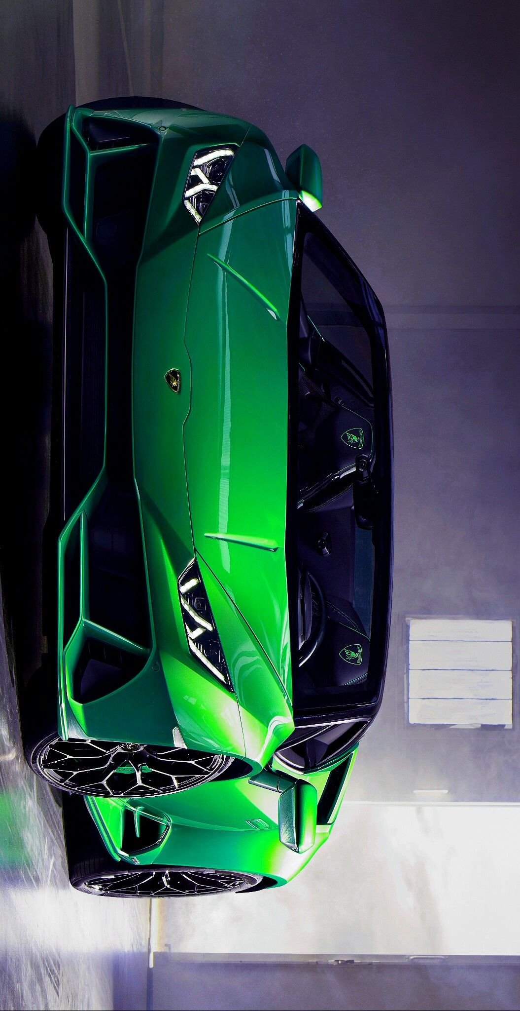 2019 Lamborghini Huracan Evo Spyder Image Enhancements By Keely