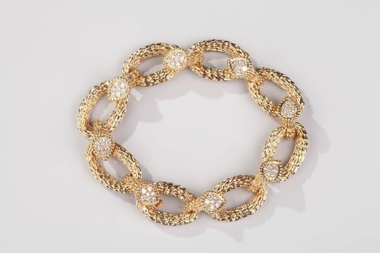 GABRIELLE'S AMAZING FANTASY CLOSET | Boucheron Paris Diamond Gold Serpent Bohême Necklace