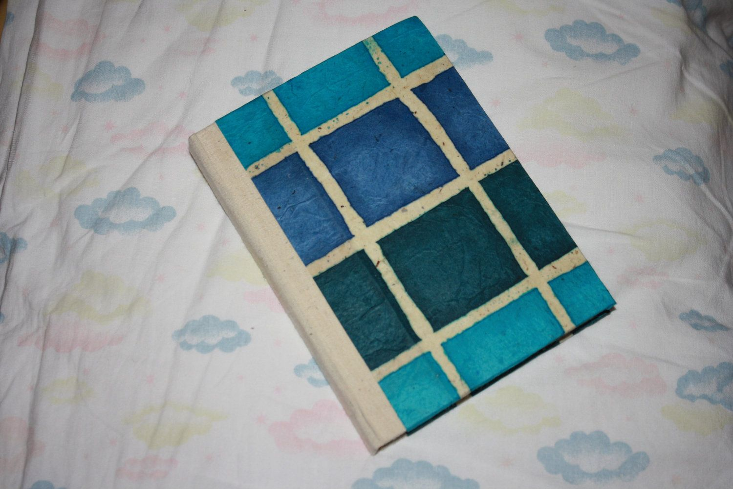 handmade note-book by ConLeMani on Etsy