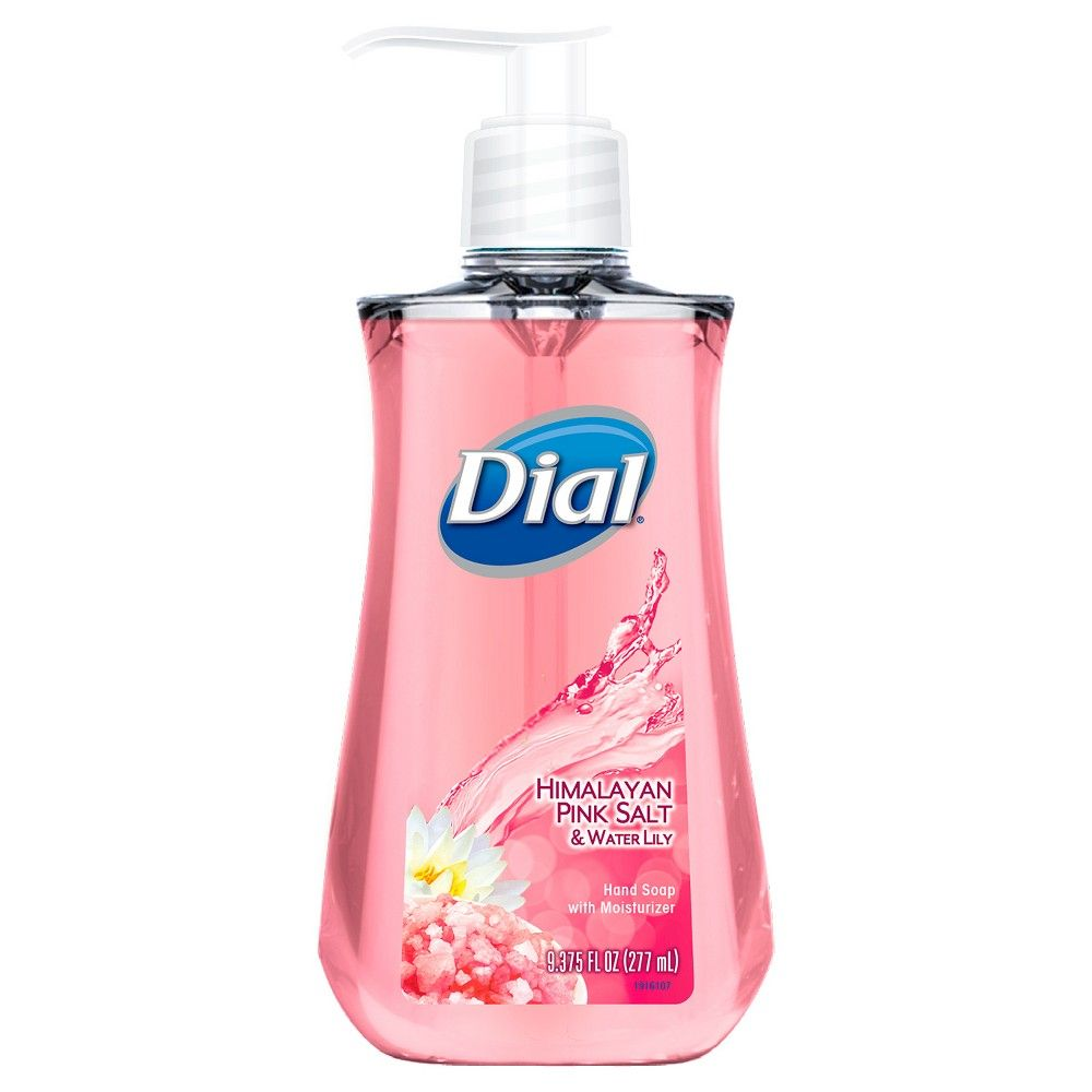 Dial Himalayan Pink Salt Hand Soap 7 5oz Liquid Hand Soap
