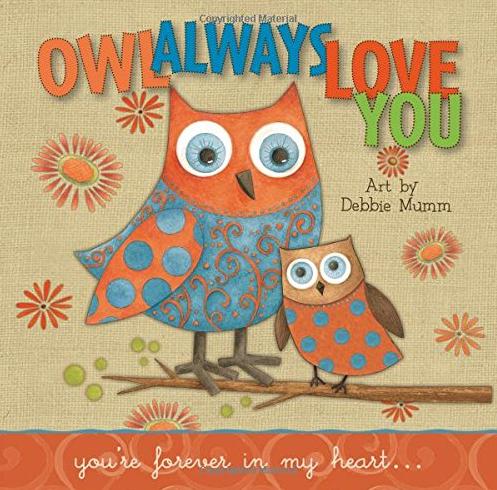 Debbie Mumm - Owl always love you...
