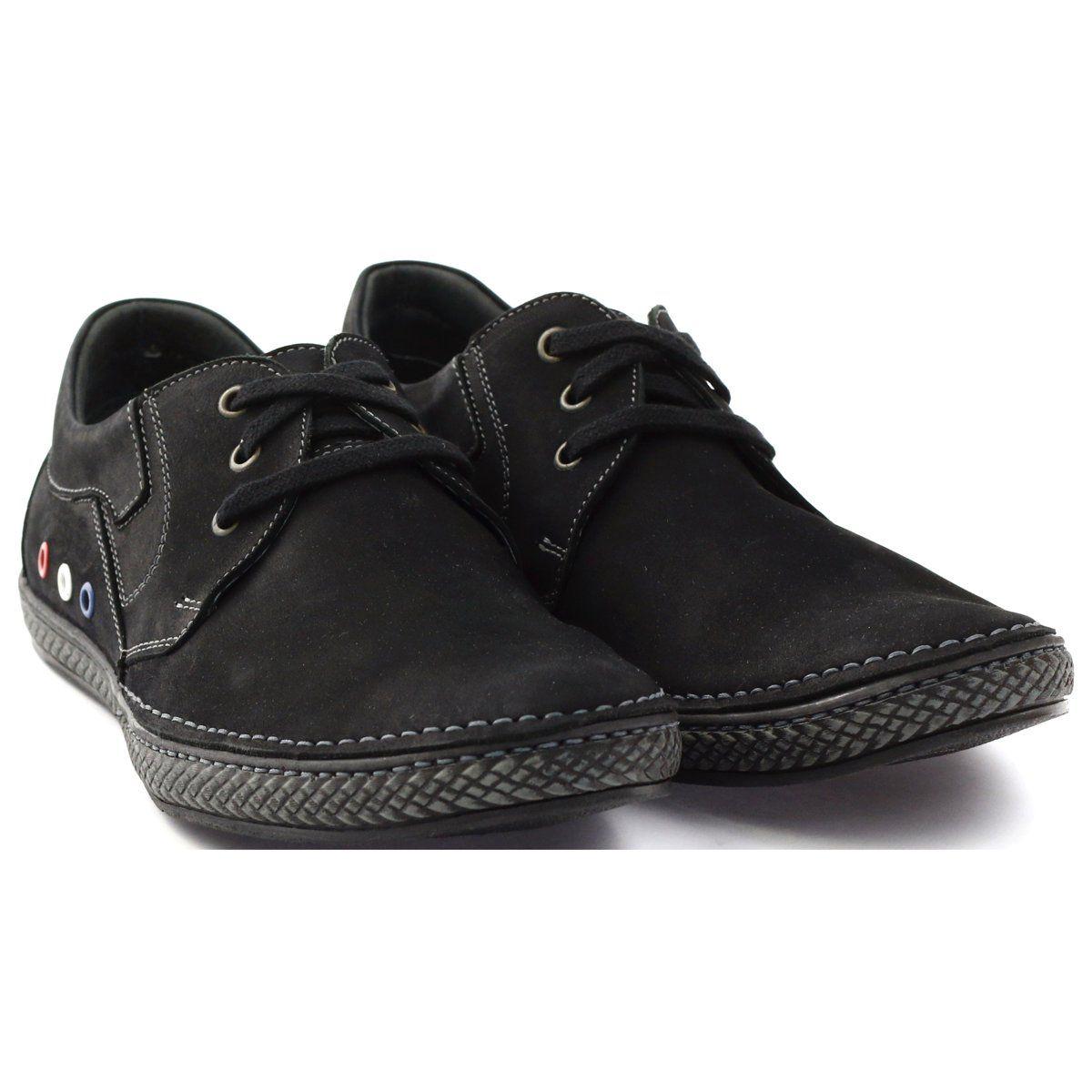 Polbuty Meskie Sportowe Daniel 1210 Czarne Sport Shoes Men Shoes Mens Shoes