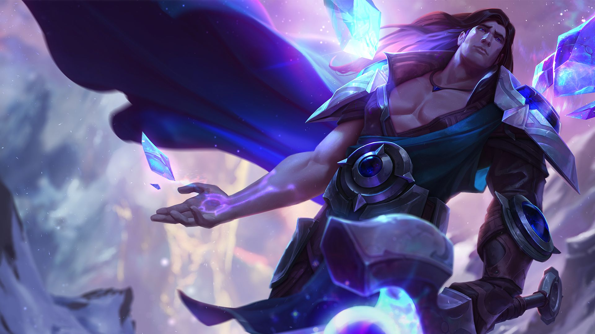 Taric In His Full Majesty Champions League Of Legends League Of Legends Lol League Of Legends