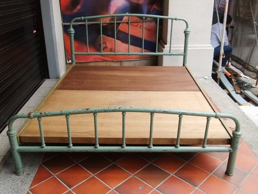 Queen size loft bed with stairs  Vintage Bed Frames Queen  Bed Frames Ideas  Pinterest  Vintage