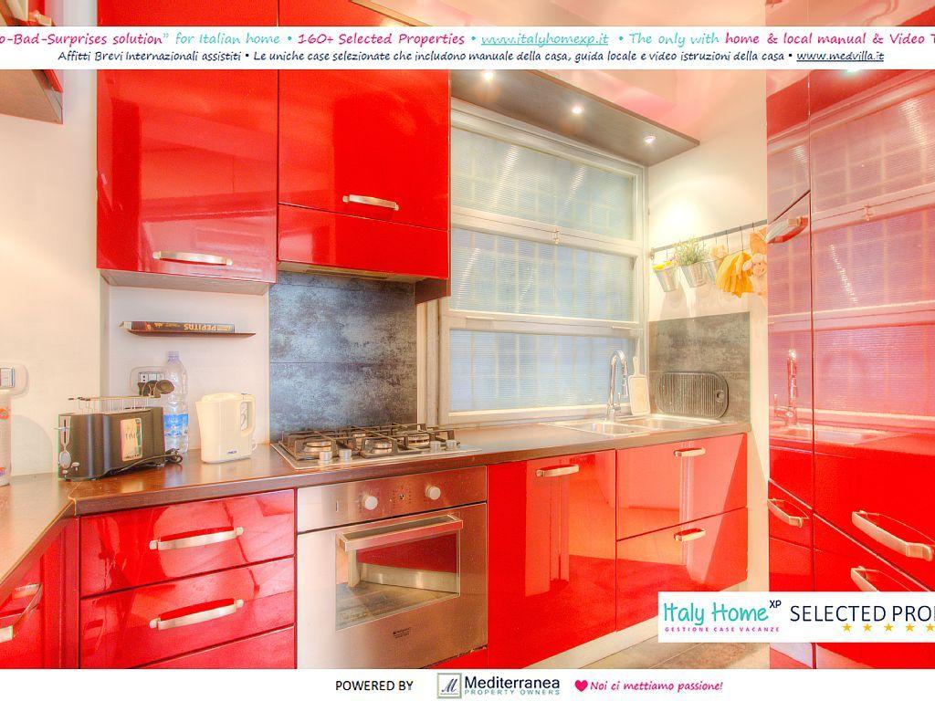 Quartiere XVII Trieste apartment rental Appartamento