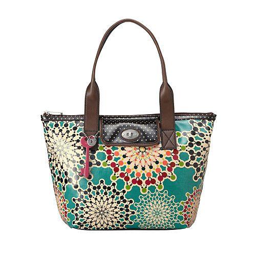 Fossil Tote Handbag Ebay Uk Co