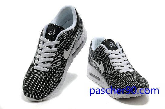 acheter pas cher aa3cf 1b12e femme Chaussures Nike Air Max 90 Current 0009 - pascher90 ...
