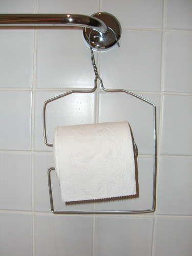 Wire Coat Hanger Toilet Roll Holder Diy Toilet Paper Holder Toilet Paper Holder Toilet Paper