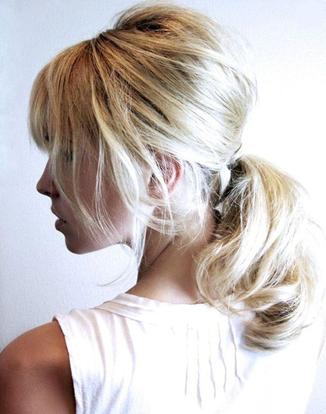 39++ Longueur cheveux queue de cheval idees en 2021