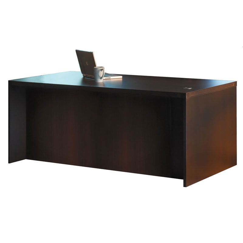 """Mayline Aberdeen Executive Desk Conference Front 72"""" - ARD7236"""