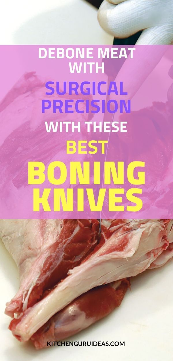 What Is The Best Boning Knife For The Money Boning