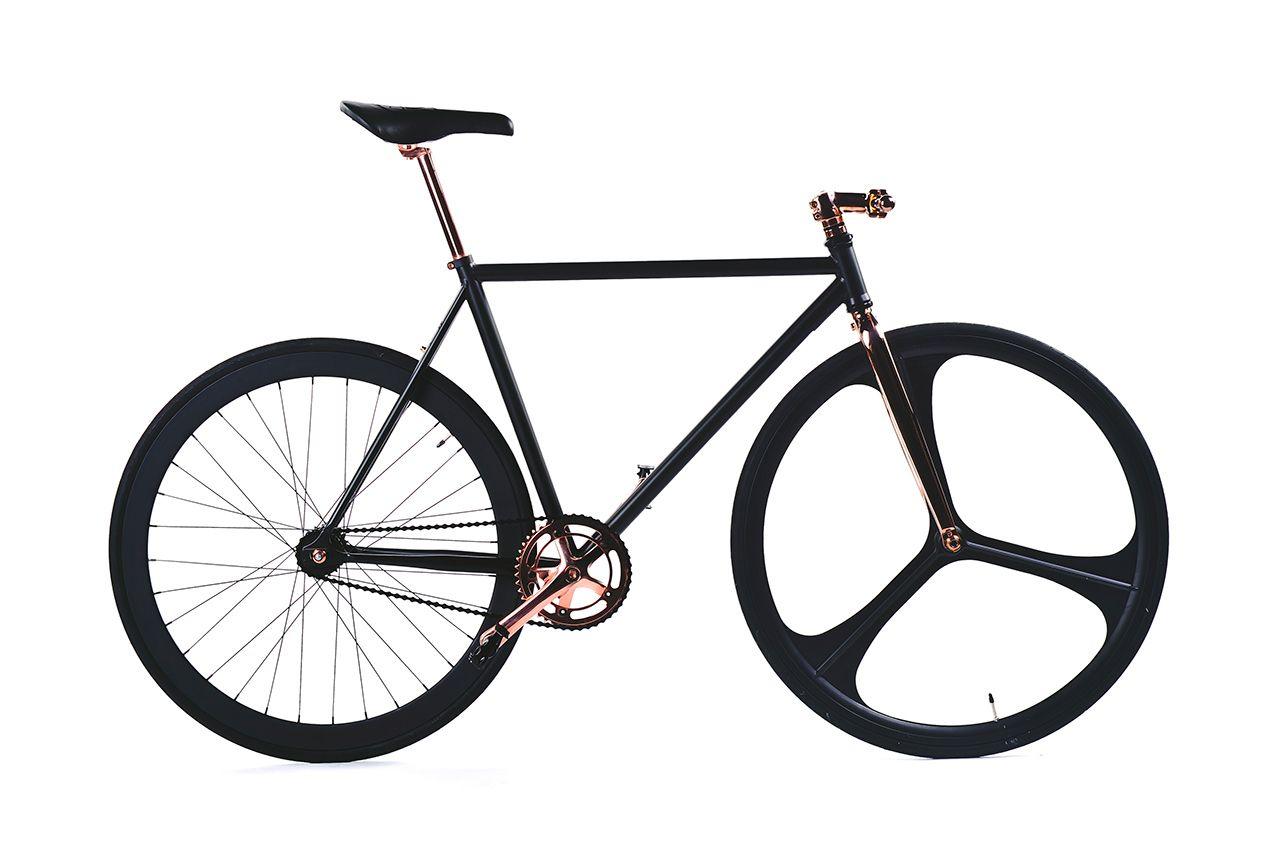 7766fe62422c Image of SikSilk Limited-Edition Aluminum Fixed Gear Bike