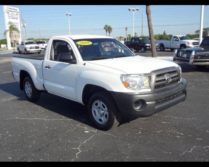 2010 Toyota Tacoma Http Www Localautosonline Com For Sale Used 2010 Toyota Tacoma Pinellas Park Florida Vid 516666 H Used Toyota Cars For Sale Toyota Cars