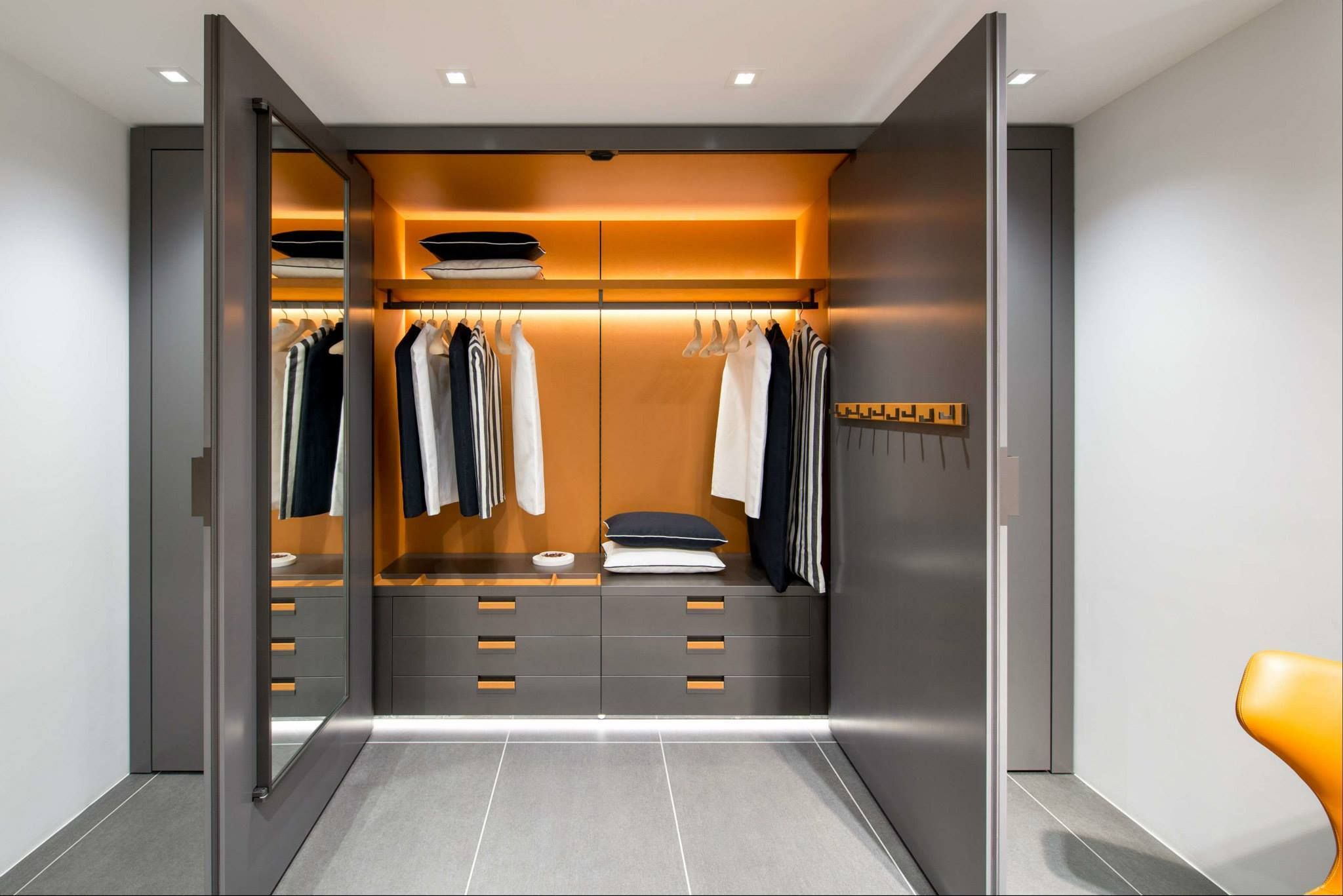Armadio B B Italia Luxury Closet Open Dressing Room Bedroom
