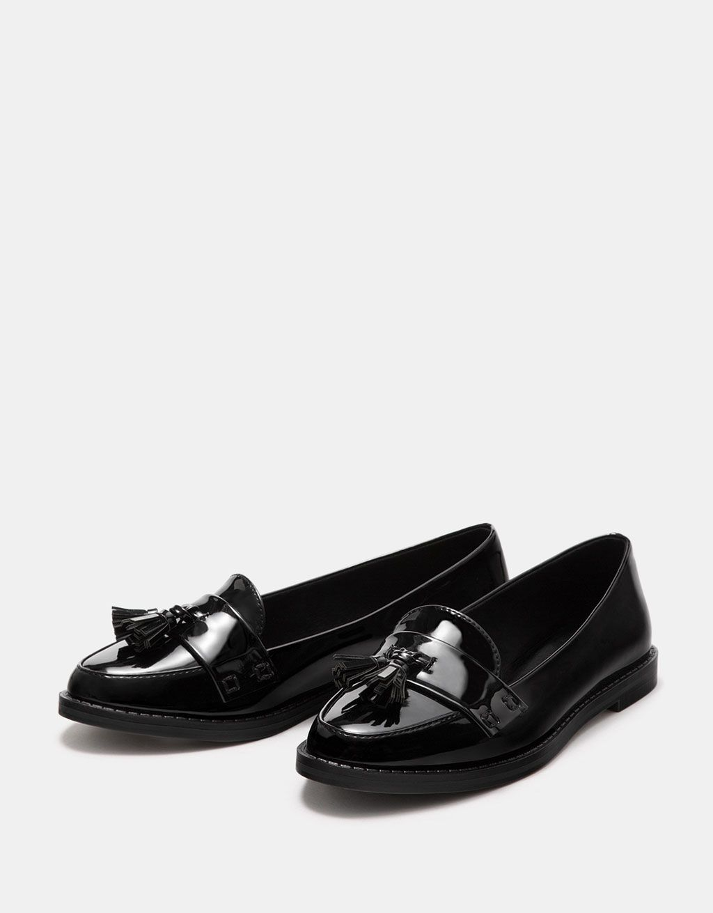 c732f542286 Tassel loafers - SHOES - Bershka United States