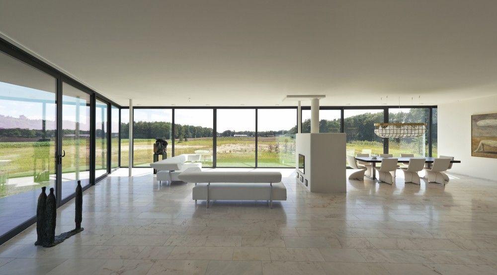 70 Moderne, Innovative Luxus Interieur Ideen Fürs Wohnzimmer   Modern  Innovativ Luxus Minimalistisch Wohnidee Weiss
