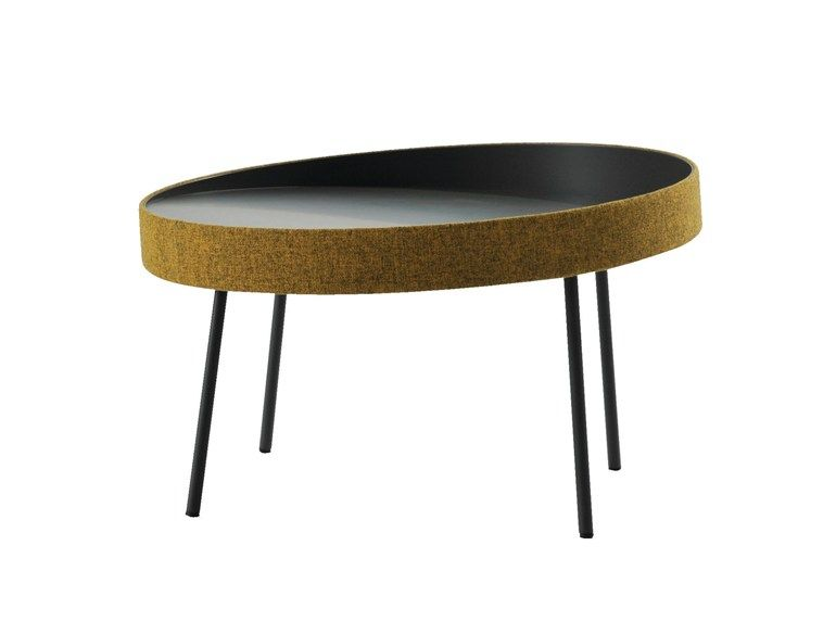 Round Coffee Table Coin By Roche Bobois