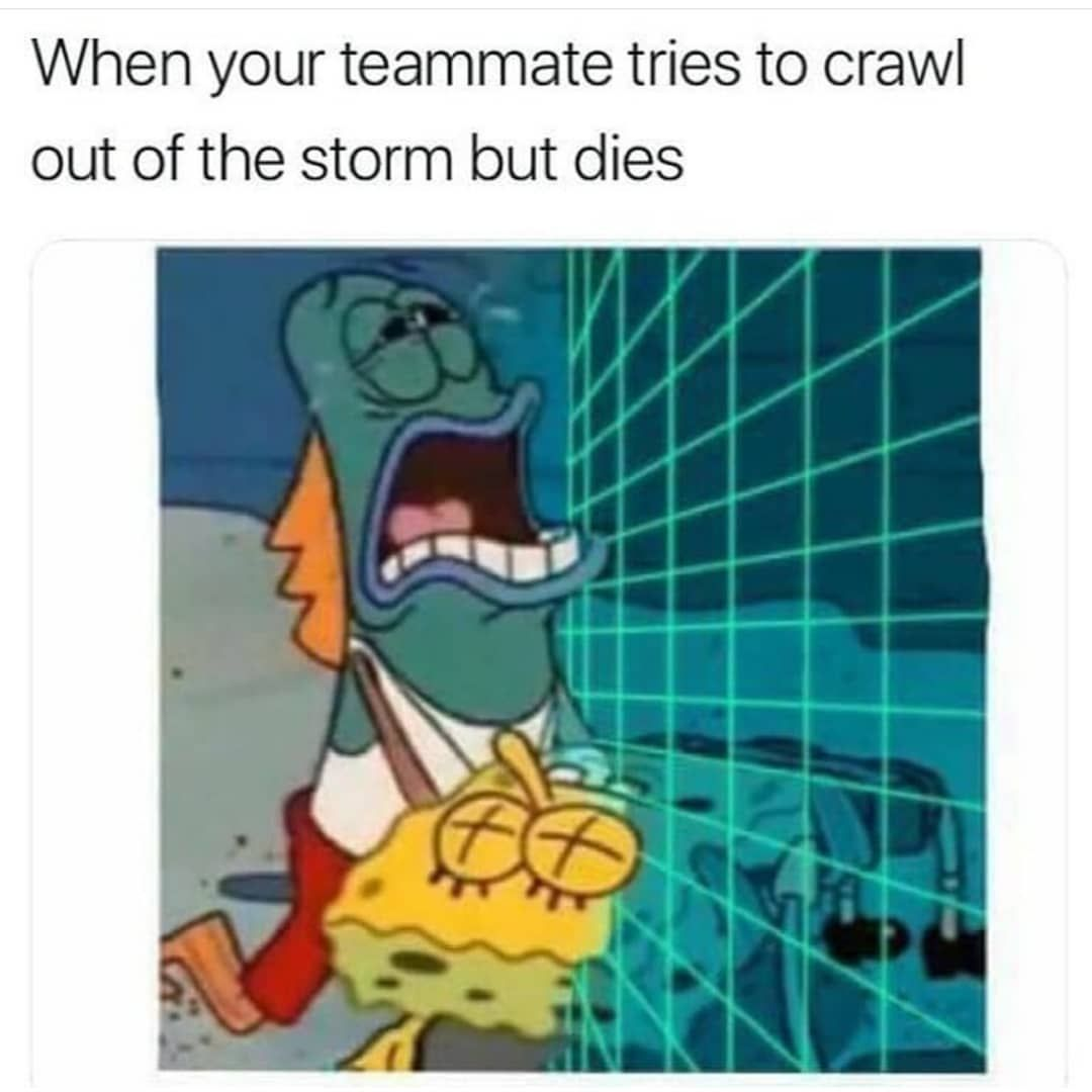 Oh spongebob why i need to try to get back at playing fortnite fortnite meme fortnitememes gamer funny