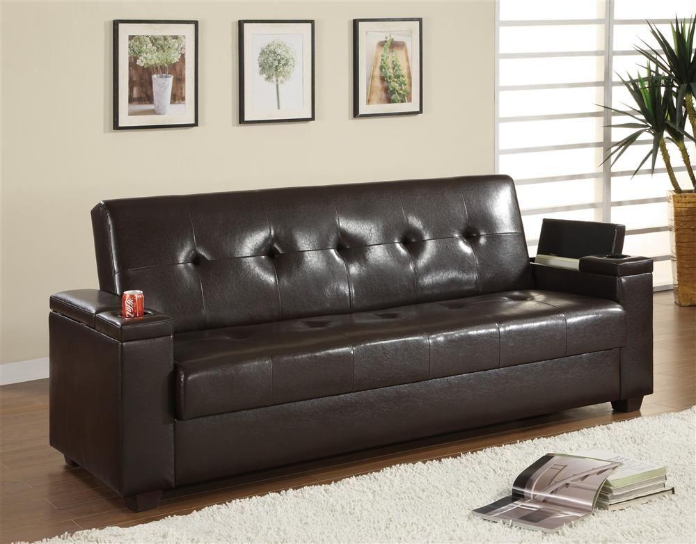 Klik Klak Sofa Bed with Storage Function