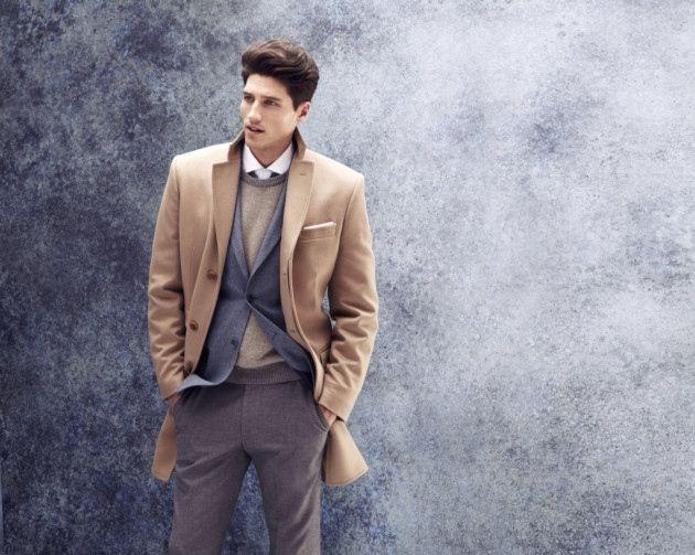 Male #Autumn #Fashion featuring earthy colours. #Mensfashion #Fall