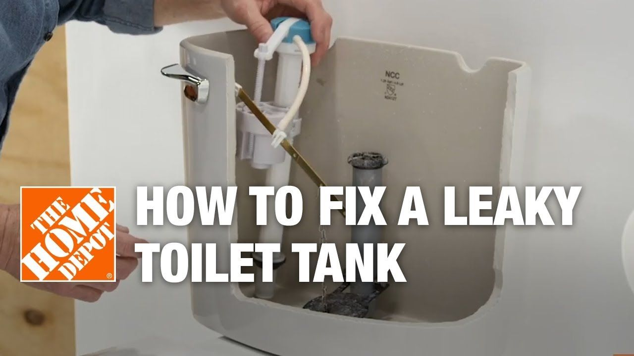 See How Easy It Is To Fix A Running Toilet With This Helpful Video