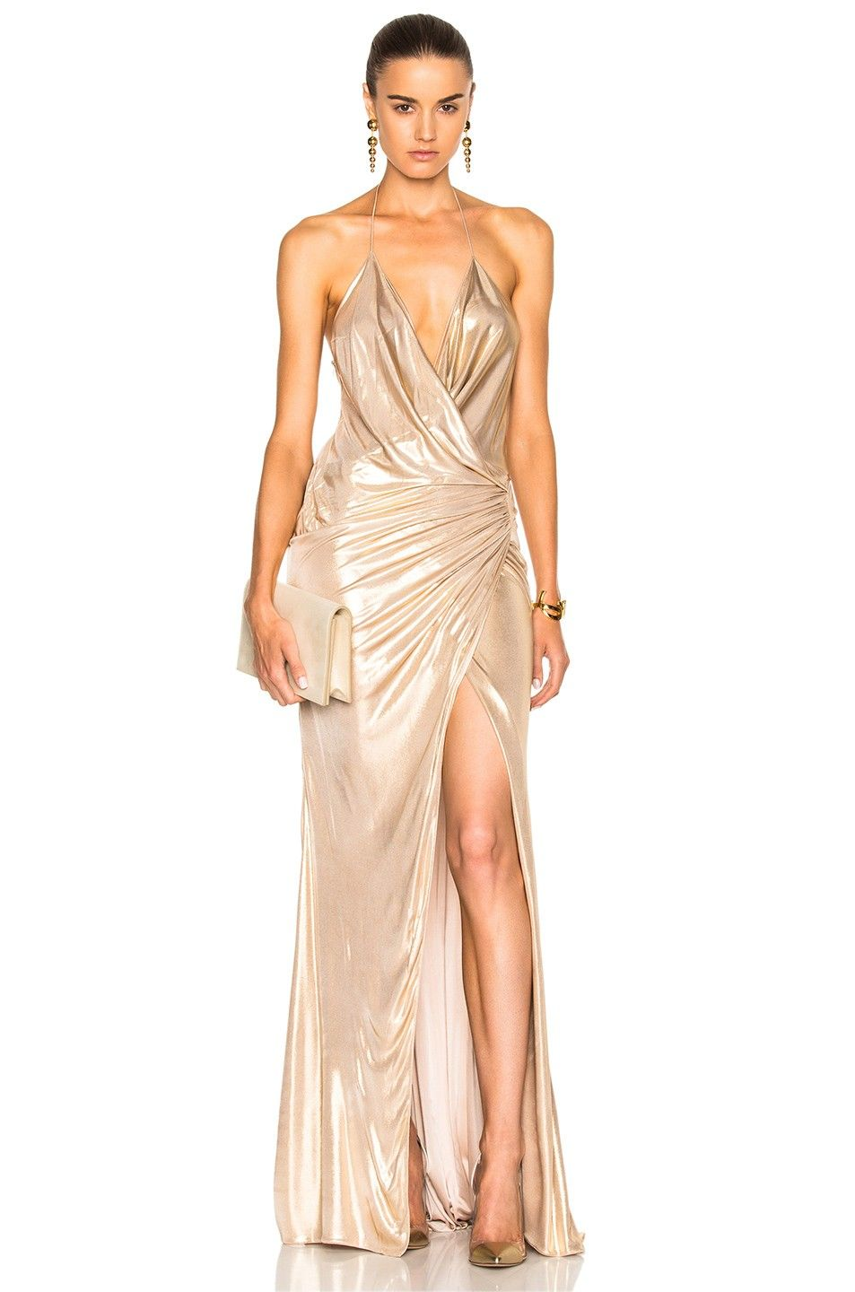 0975cf8a Alexandre Vauthier | My collection | Formal dresses, Halter gown ...