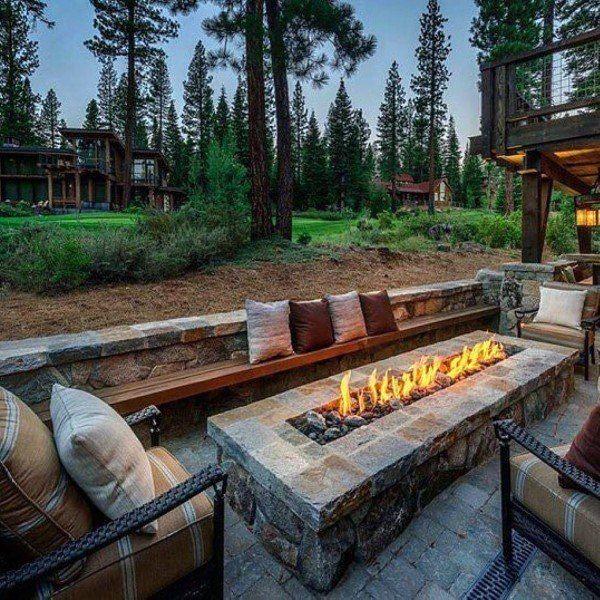 Photo of Topp 60 beste peis ideer – oppvarmet bakgård design retreat – mann stil | Tatovering