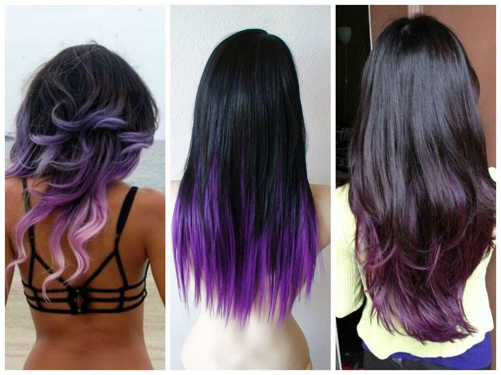 Purple hair colors that actually look good hair world magazine purple hair colors that actually look good hair world magazine brown hair purple highlightsdark pmusecretfo Gallery