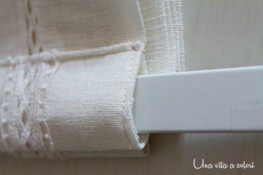 Come Confezionare Le Tende A Pacchetto.Tutorial Come Cucire Le Tende A Pacchetto Tende A