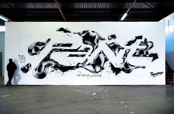 Pant graffiti