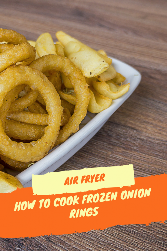 Air Fryer How To Cook Frozen Onion Rings Recipe Onion Rings Frozen Onion Rings Onion Rings