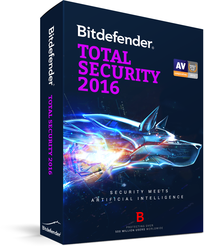 Bitdefender Total Security 2016 | Awesome Cyber Security