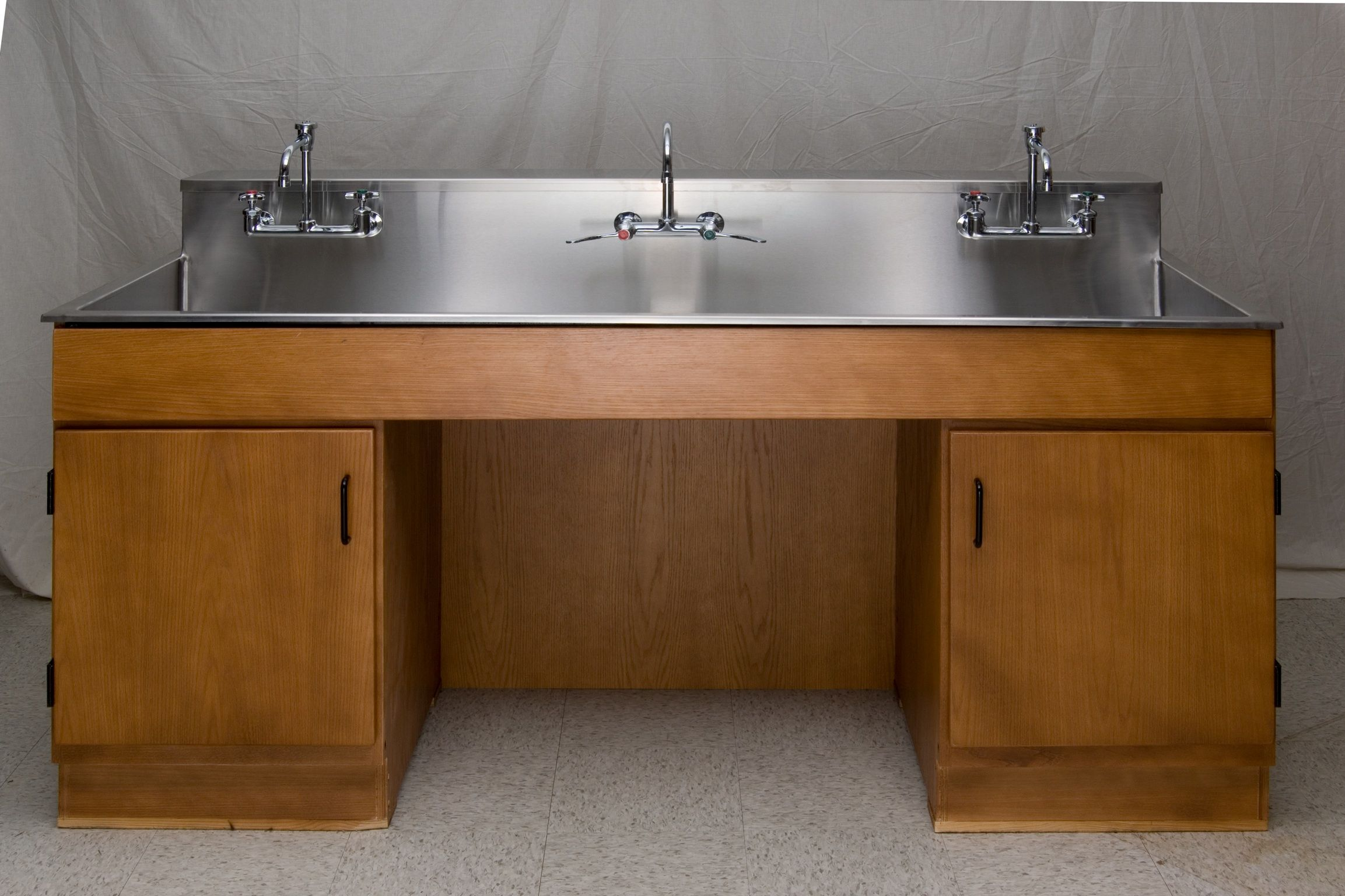 Art Sink The Sheldon Art Stainless Steel Sink Assembly Is