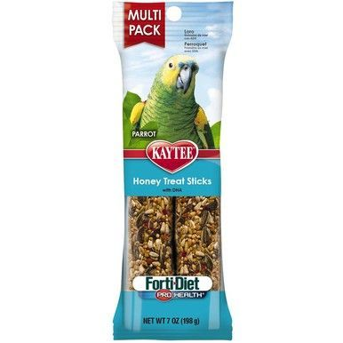 Kaytee Products Treat Forti-Diet Pro Health Honey Healthy Snack Value Pack 7oz