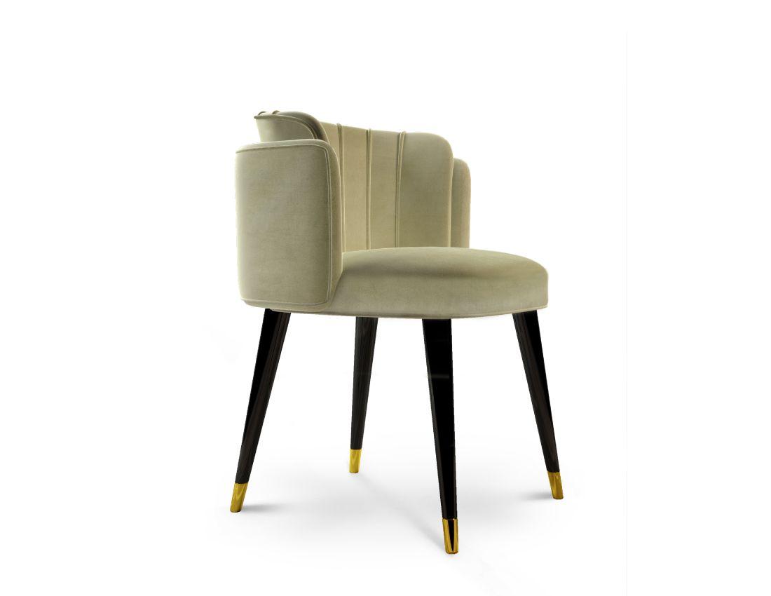 Anita mid century modern dining chair by anita ekberg dining anita mid century modern dining chair by buycottarizona