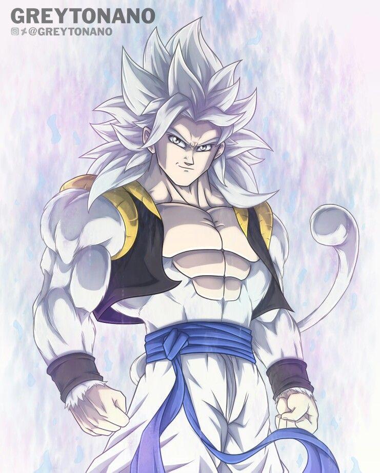 Gogeta Ssj4 Migatte No Gokui Greytonano Anime Dragon Ball Super Dragon Ball Art Dragon Ball Super Manga