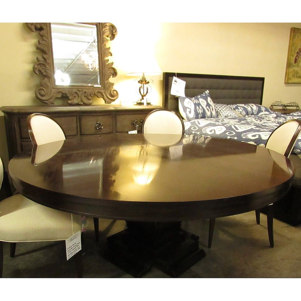 Hickory White Baluster Dining Table With 72 In Walnut Top  Floor Pleasing Clearance Dining Room Sets Design Decoration