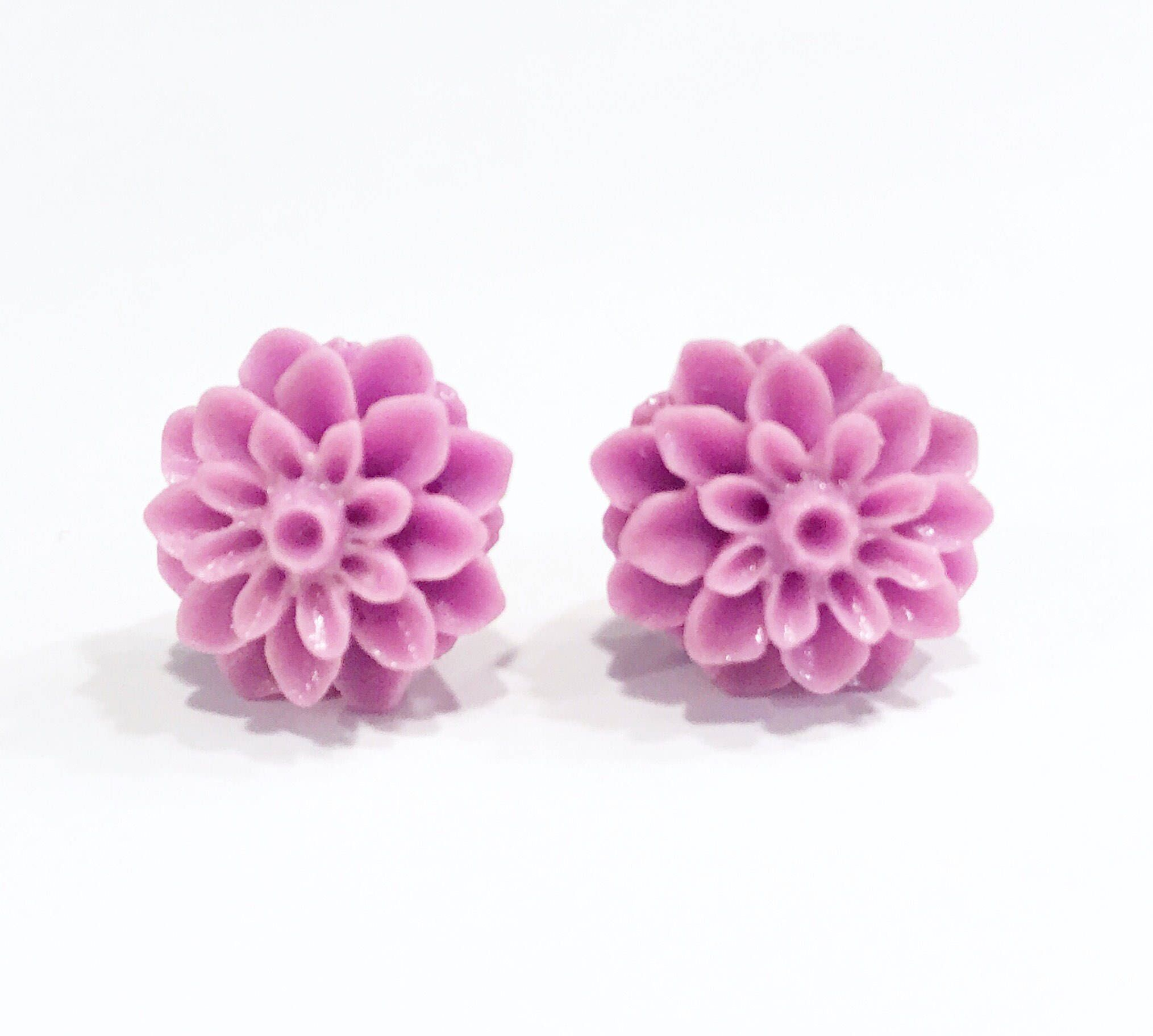 flower mini paper yellow studs and earrings stud product tiny or purple flowers crafts marina blue quilling sweethearts