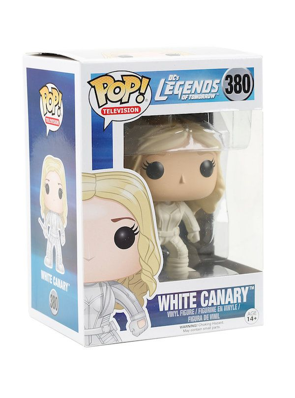 DC's 'Legends Of Tomorrow' Pops Have Been Spotted