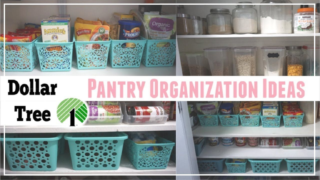 Dollar Tree Pantry Organization Ideas Budget Pantry Makeover Momma F Pantry Organization Pantry Makeover Pantry Organisation