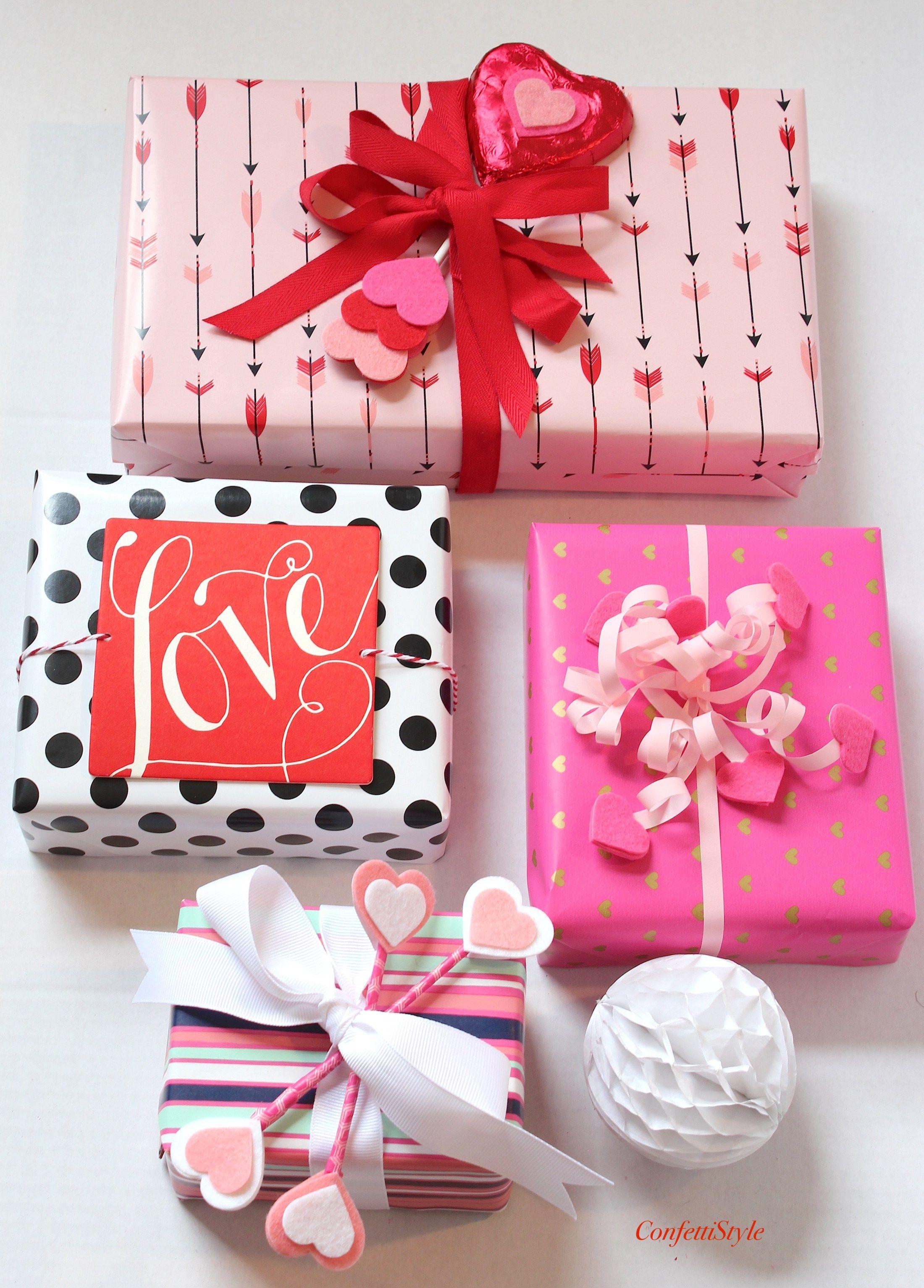 Valentines Gift Wrap7 Valentines Gift Wrap Gift Wrapping Wrapping Valentines
