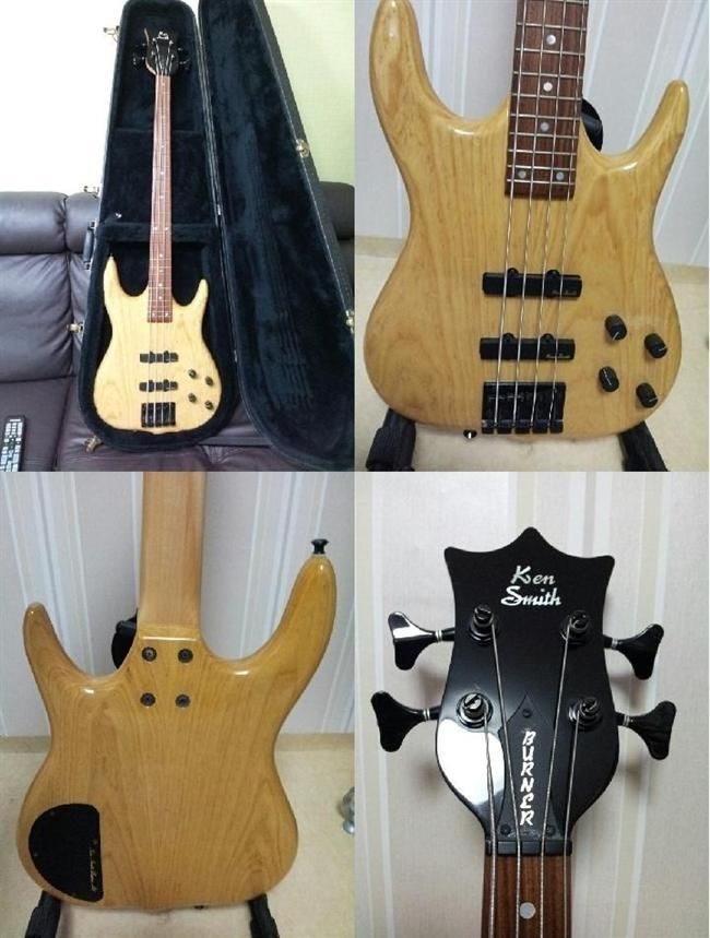 Ken Smith Burner Bass | 14jt
