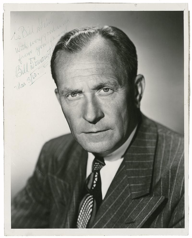 William Demarest William Demarest character actor 18921983 some of the movies he