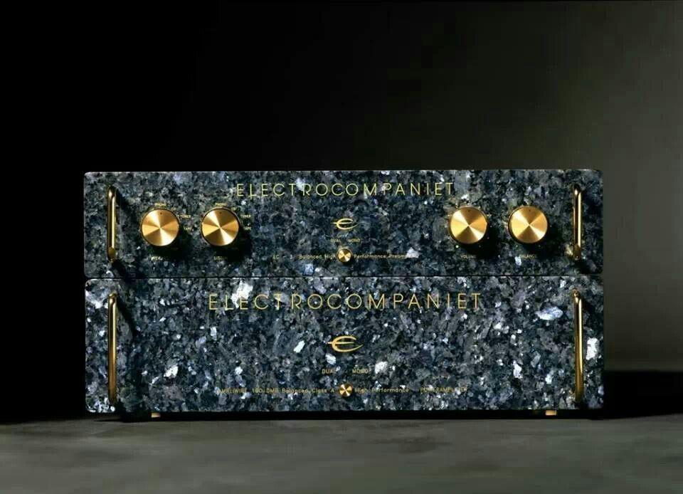 Electrocompaniet Pre And Power Amplifier Https Www Pinterest